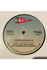 """East Coast Love Affair With Homegrown Syndrome – Confrontations 12"""""""
