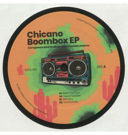 "Esteban Adame – Chicano Boombox EP 12"""