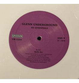 """Glenn Underground – GU Essentials (White Vinyl) 12"""""""