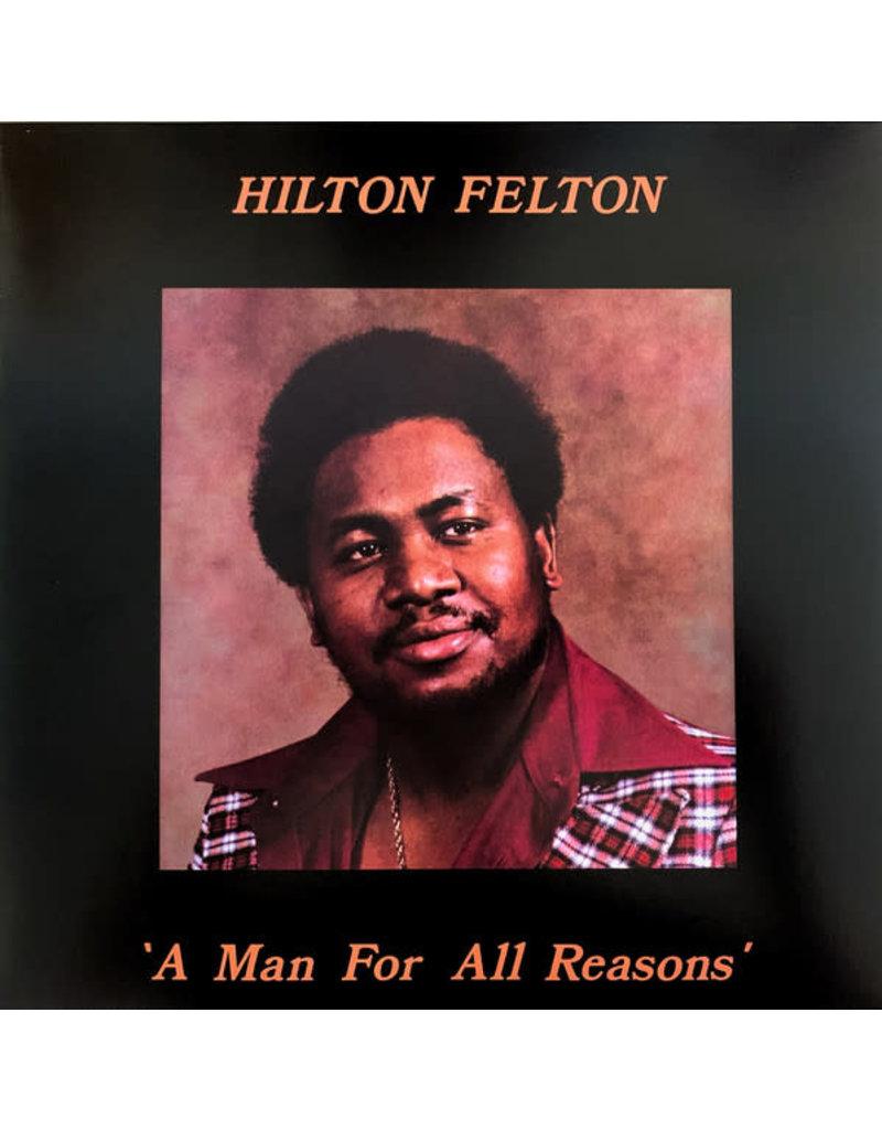 Hilton Felton – A Man For All Reasons LP [RSD2021]