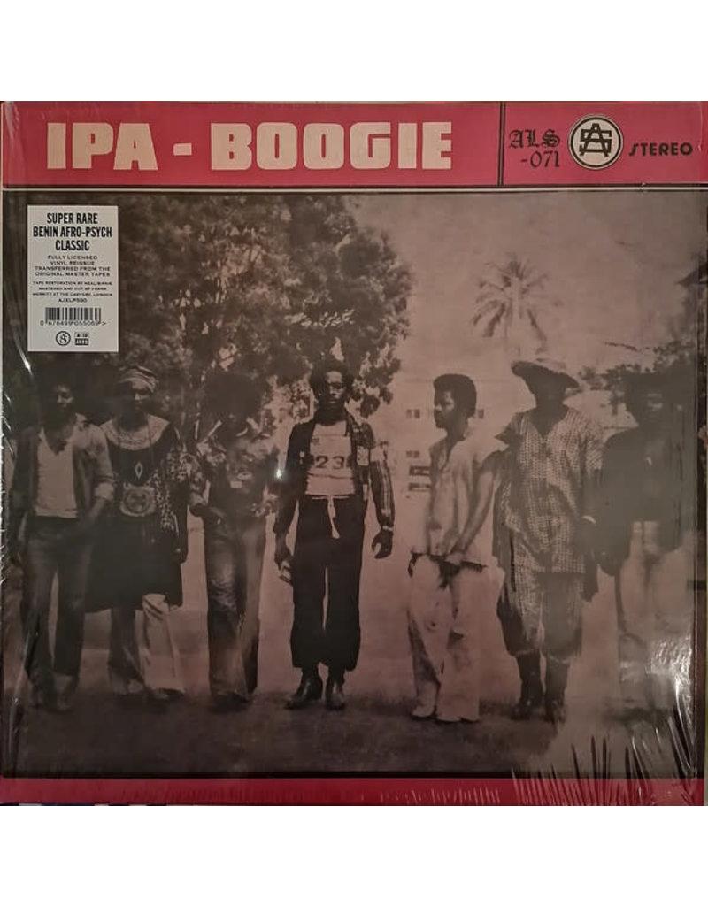 IPA-Boogie – Ipa-Boogie LP
