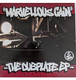 """Marvellous Cain – The Dubplate EP 12"""""""
