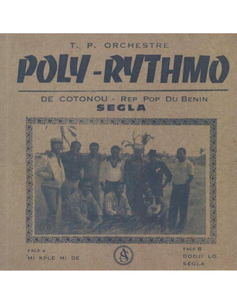 T. P. Orchestre Poly-Rythmo De Cotonou - Rep Pop Du Benin – Segla LP