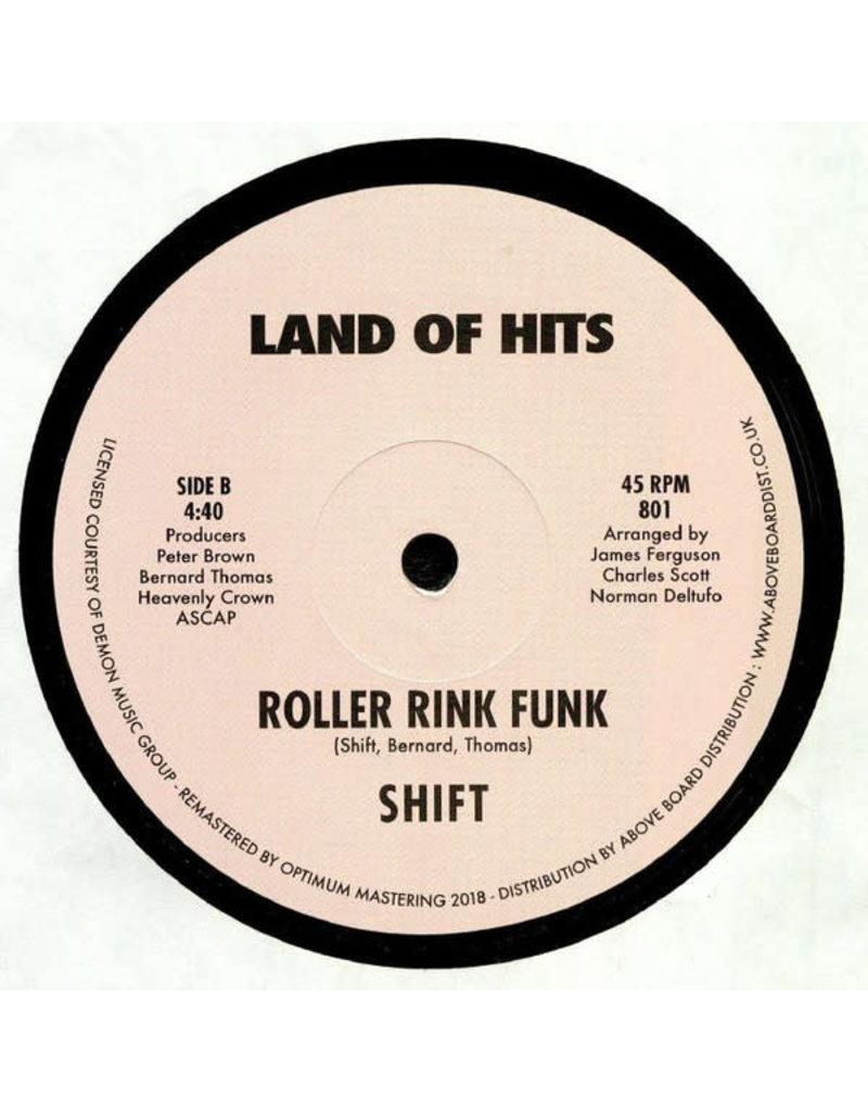 """Shift – Roller Rink Funk 12"""""""