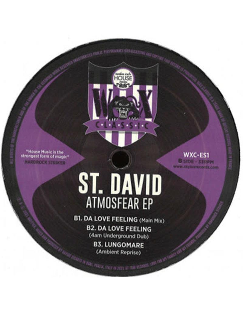 "St. David – Atmosfear EP 12"""