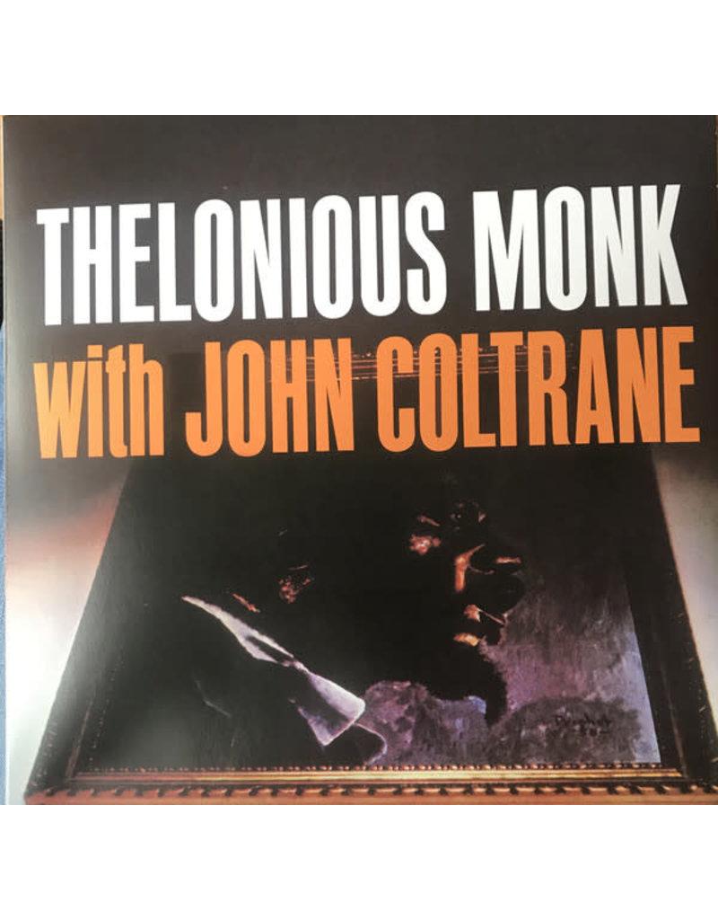 Thelonious Monk – Thelonious Monk with John Coltrane LP