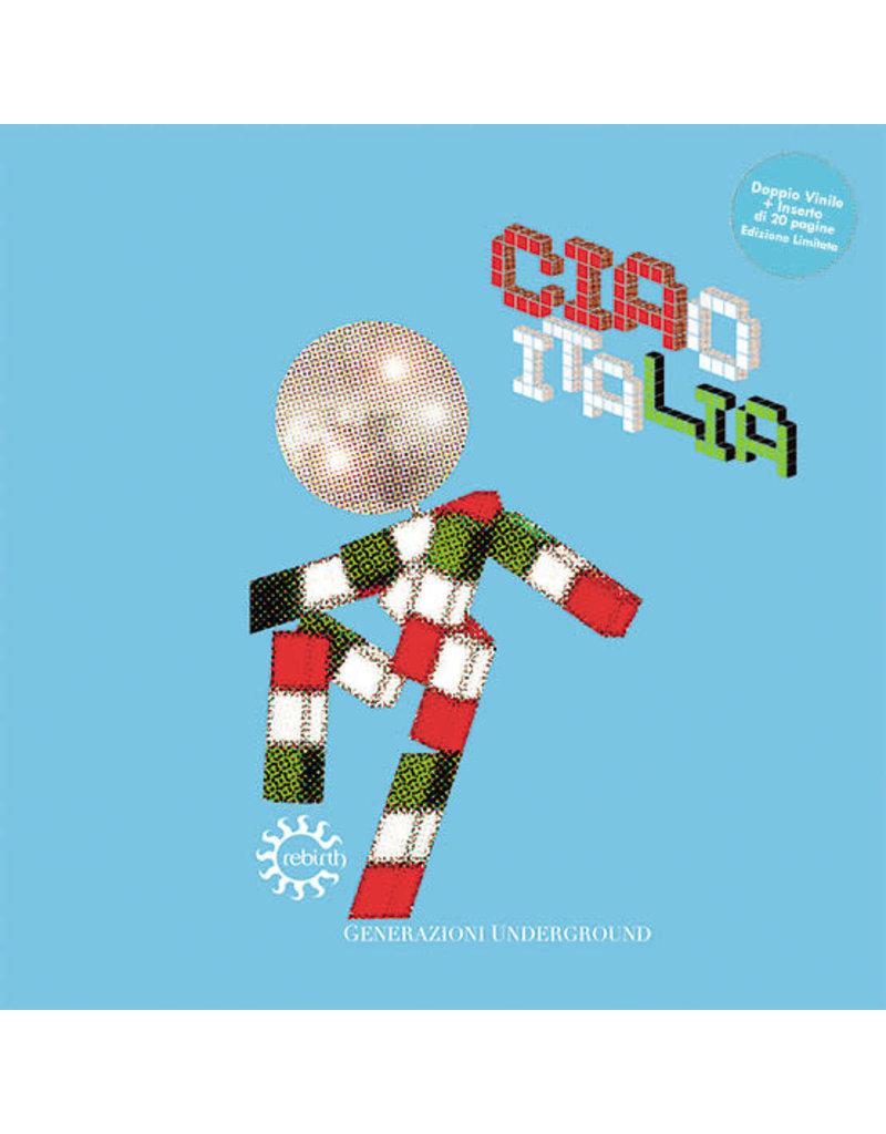 Various – Ciao Italia (Generazioni Underground) 2LP [RSD2021]