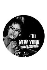 "Various – New York Underground / 10 12"""