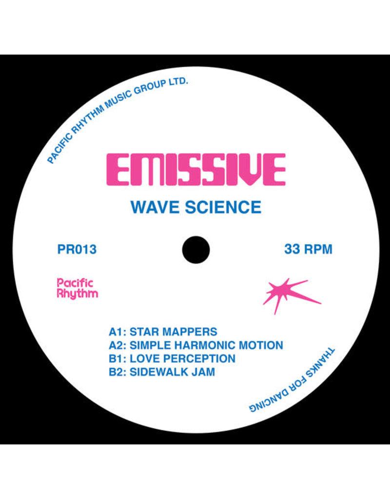 """Emissive – Wave Science 12"""""""