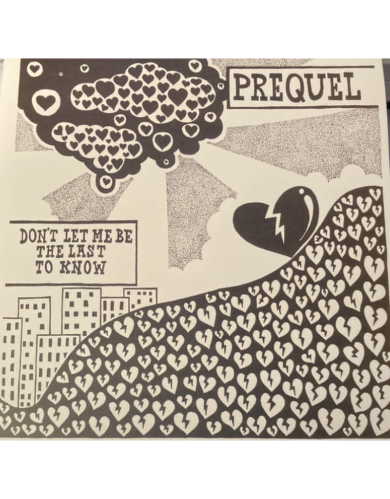 """Prequel - Don't Let Me Be The Last To Know 12"""""""