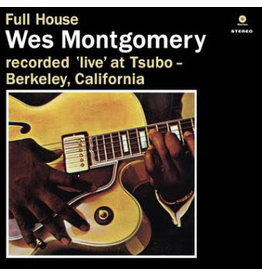 Wes Montgomery - Full House LP (Yellow)