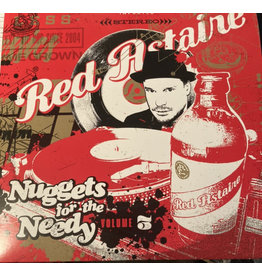 Red Astaire - Nuggets For The Needy Vol 3 2LP