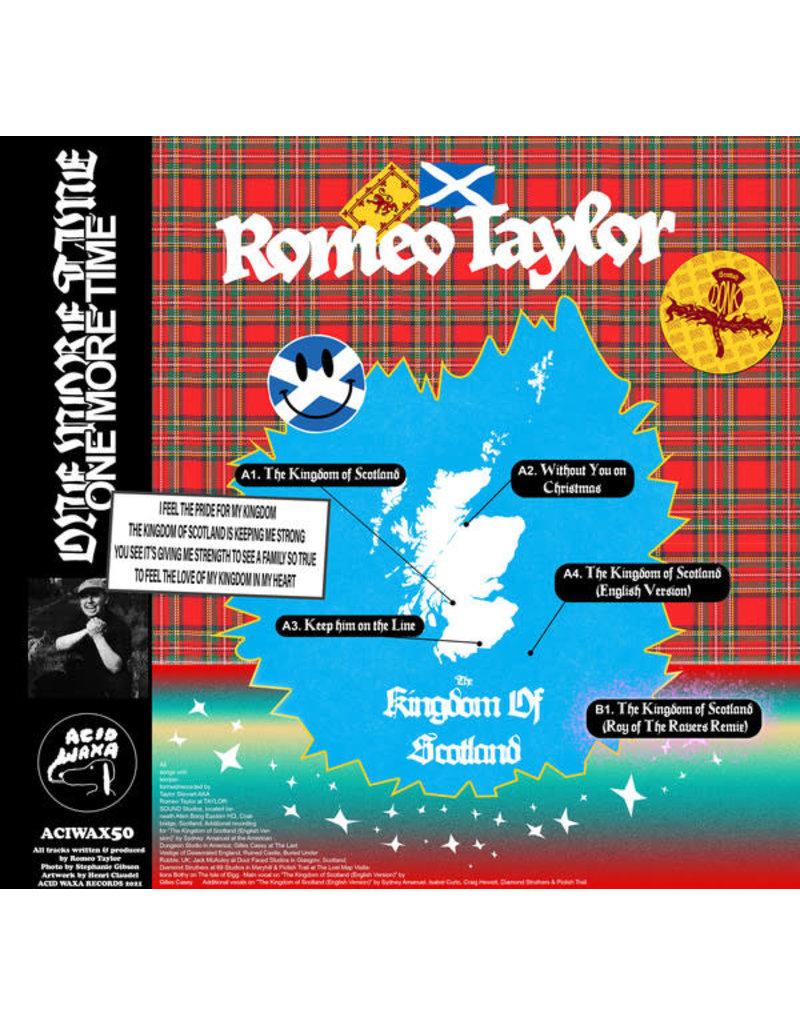 "Romeo Taylor - The Kingdom Of Scotland 12"""