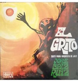 Jorge Lopez Ruiz - El Grito LP