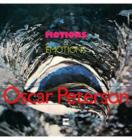 Oscar Peterson - Motions & Emotions LP (2018 Reissue), 180g