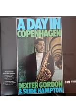 Dexter Gordon & Slide Hampton - A Day In Copenhagen LP (2021 Reissue)