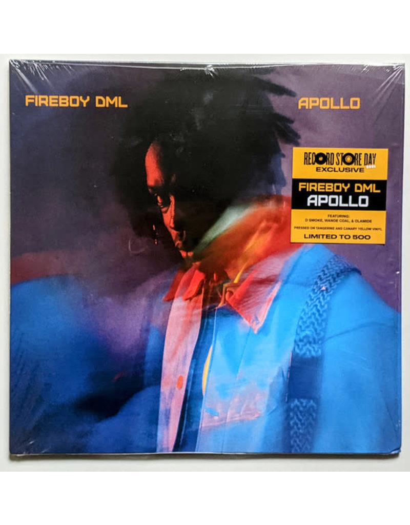 """Fireboy DML - Apollo 2x12"""" [RSD2021 June], Limited 500"""