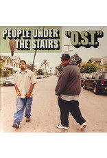 (VINTAGE) People Under The Stairs - O.S.T. 2LP [Cover:NM,Disc1&2:NM] (2020 Reissue, US), Gatefold