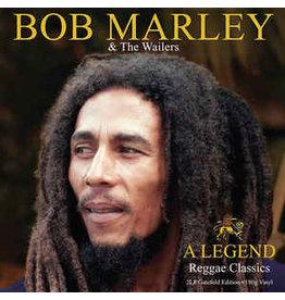 RG Bob Marley - A Legend: Reggae Classics 2LP (2011 Compilation), Gatefold, 180g