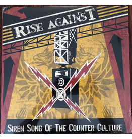 Rise Against - Siren Song Of The Counter Culture LP (2013 Repress)