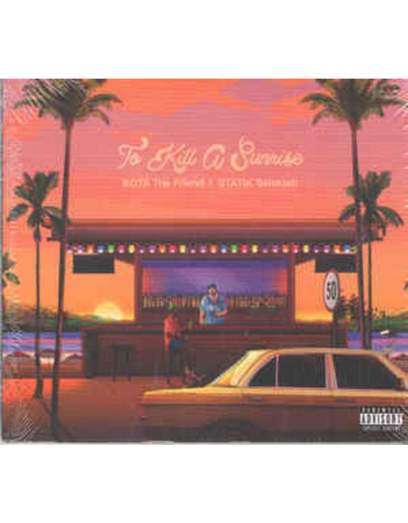 Kota The Friend, Statik Selektah - To Kill A Sunrise CD (2021)