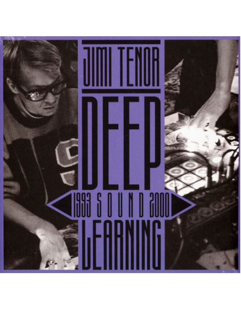 Jimi Tenor - Deep Sound Learning: 1993-2000 2LP (2021 Compilation)
