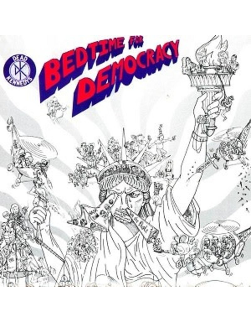 Dead Kennedys - Bedtime For Democracy LP (2021 Reissue)