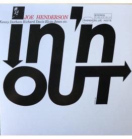 Joe Henderson - In 'N Out LP (2021 Blue Note Reissue)