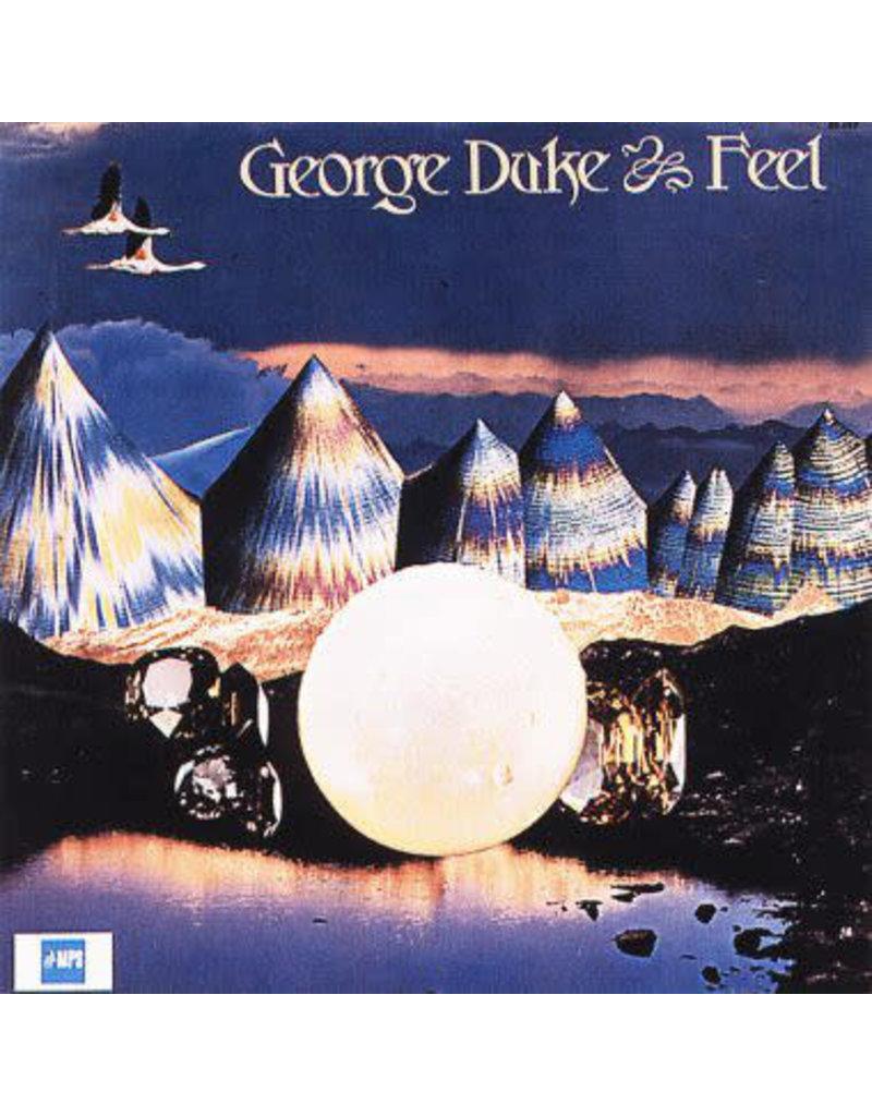 George Duke - Feel LP (2018 Reissue)