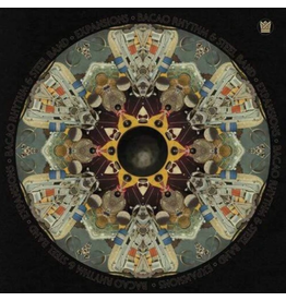 Bacao Rhythm & Steel Band - Expansions LP (2021 Big Crown), Indie Exclusive Deep Emerald Coloured Vinyl