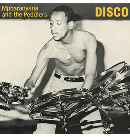 """Mpharanyana And The Peddlers - Disco 12"""" (2021 Reissue)"""