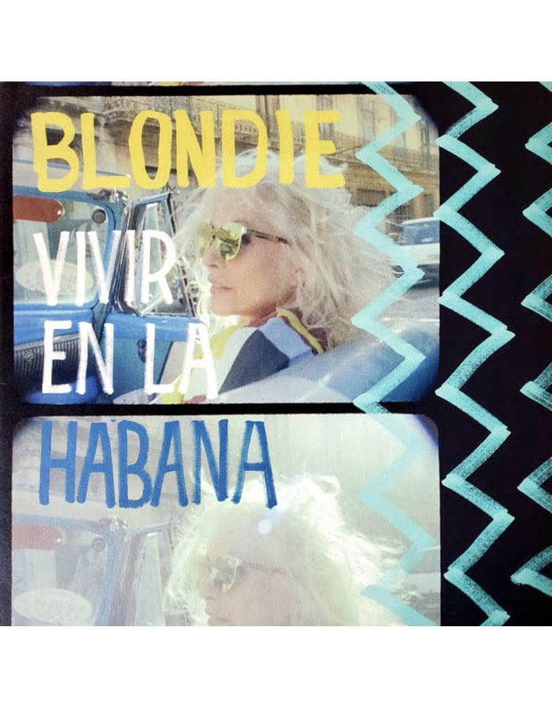"""Blondie - Vivir En La Habana 12"""" (2021), Blue Vinyl"""