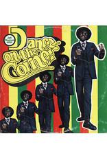 Jah Thomas - Dance On The Corner LP