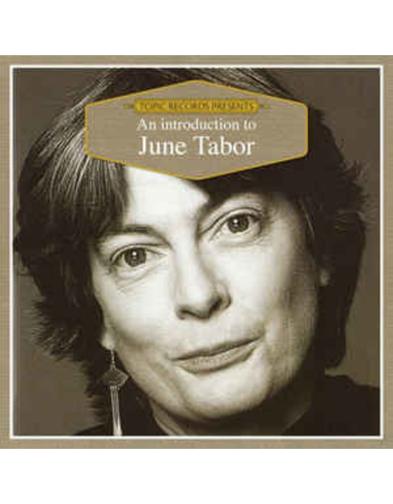 June Tabor - An Introduction To June Tabor 2LP (2018 Compilation)