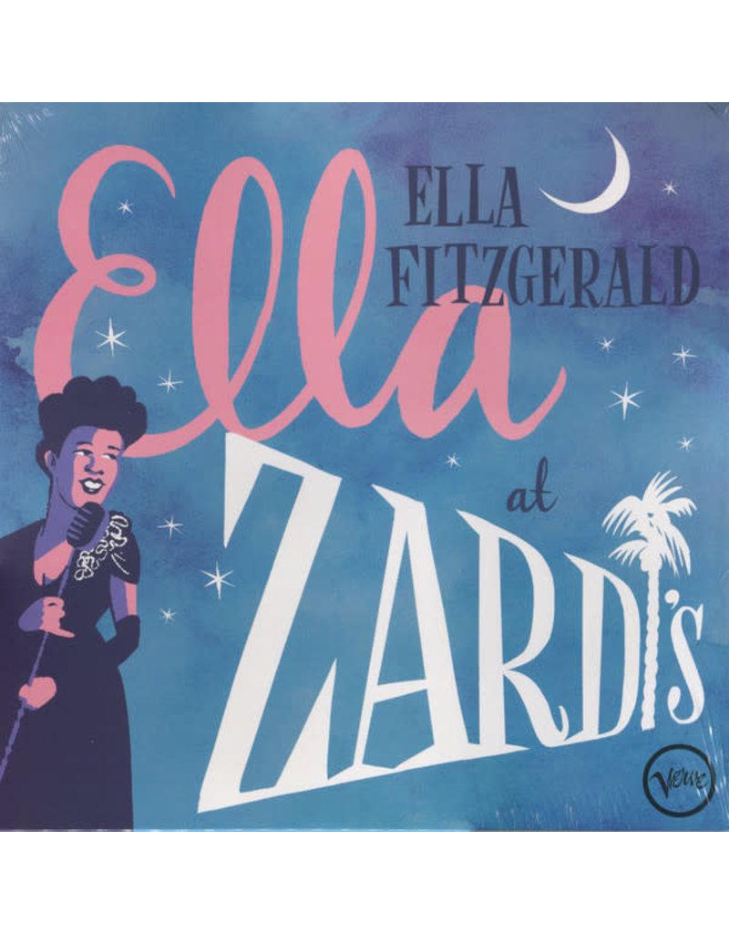 JZ Ella Fitzgerald - Ella At Zardi's 2LP [RSD2018 Reissue], Mono