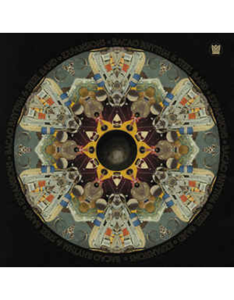 The Bacao Rhythm & Steel Band - Expansions LP (2021), Black Vinyl