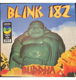Blink 182 - Buddha LP (2021 Kung Fu Records Reissue), Tri-Color