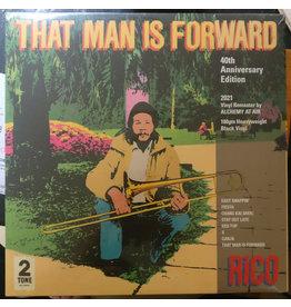 Rico Rodriguez - That Man Is Forward LP (2021), 40th Anniversary, 180g