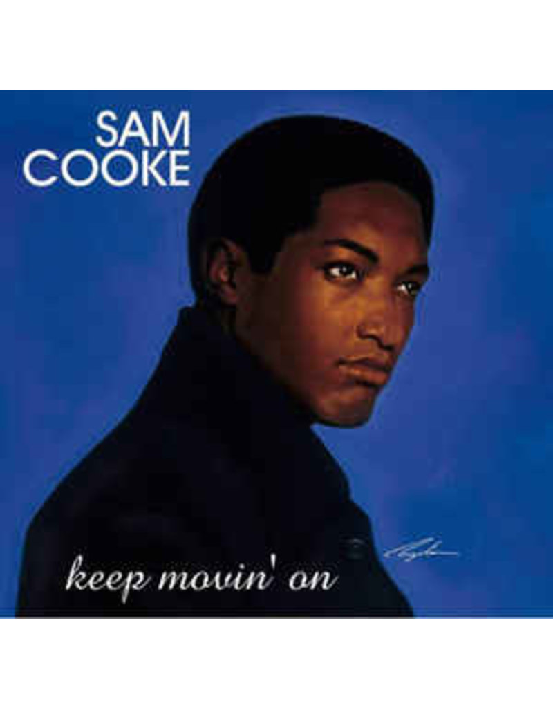 Sam Cooke - Keep Movin' On 2LP (2020 Compilation)