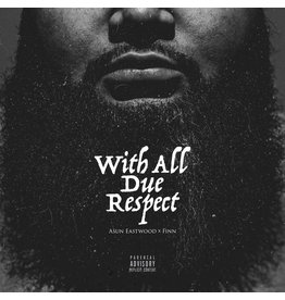 Asun Eastwood x Finn - With All Due Respect LP (2019)