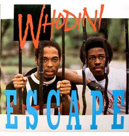 (VINTAGE) Whodini - Escape LP [Cover:NM,Disc:VG+] (1984,Canada)