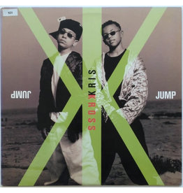 """(VINTAGE) Kris Kross - Jump 12"""" [Cover:NM, Disc:NM] (1992,US)"""