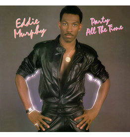 """(VINTAGE) Eddie Murphy - Party All The Time 12"""" [Cover:NM,Disc:NM] (1985,US)"""