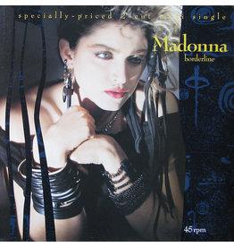 """(VINTAGE) Madonna - Borderline 12"""" [Cover:VG,Disc:VG](1984,Canada)"""