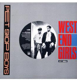 "(VINTAGE) Pet Shop Boys - West End Girls 12"" [Cover:NM,Disc:VG+] (1986,Canada), Extended Version Label"