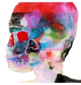 Spoon - Hot Thoughts LP (2017), Red Vinyl