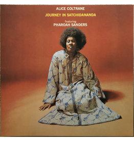 JZ Alice Coltrane Featuring Pharoah Sanders - Journey In Satchidananda LP (Impulsive Reissue)