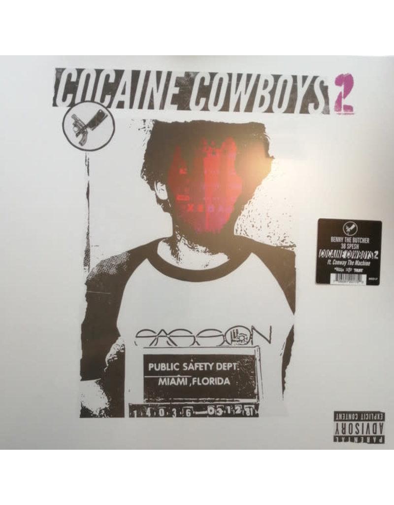 38 Spesh x Benny The Butcher - Cocaine Cowboys 2 LP (2021 Reissue)