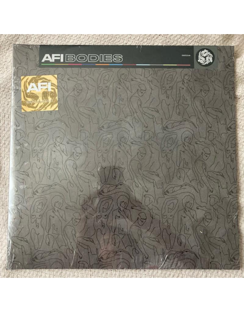 AFI - Bodies LP (2021), Black & Clear Ghost