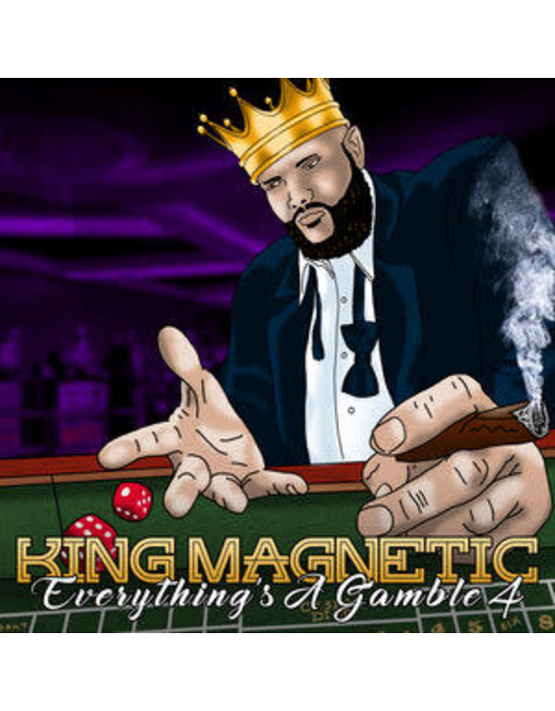 King Magnetic -  Everything's A Gamble 4 Everything's A Gamble 4 CD (2021)